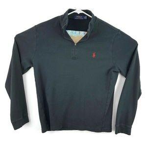 Polo Ralph Lauren 1/4 Zip Pullover Sweater Pima